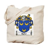 Ryder Family Crest Tote Bag