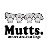 Mutts Postcards (Package of 8)