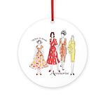 Fashion Accessorize Keepsake (Round)