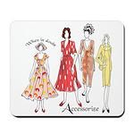 Fashion Accessorize Mousepad