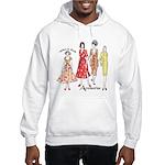 Fashion Accessorize Hooded Sweatshirt