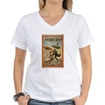 The Airship Women's V-Neck T-Shirt