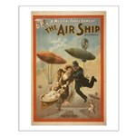 The Airship Small Poster