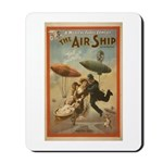 The Airship Mousepad