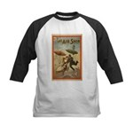 The Airship Kids Baseball Jersey