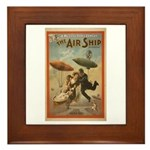 The Airship Framed Tile