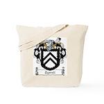 Tyrrell Family Crest Tote Bag