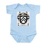 Tyrrell Family Crest Infant Creeper
