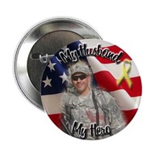 "PATTY SUPPORTS SSG HEREDIA!! 2.25"" Button"