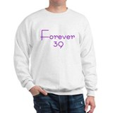 Forever 39 purple Jumper