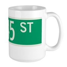 45th Street in NY Mug
