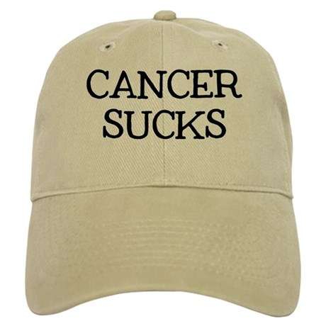 Cancer  on Breast Cancer Gifts   Breast Cancer Hats   Caps   Cancer Sucks