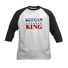 KEEGAN for king Tee