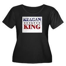 KEAGAN for king T