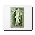Gorgeous Irish Stamp Mousepad