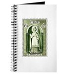 Gorgeous Irish Stamp Journal