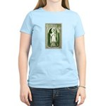 Gorgeous Irish Stamp Women's Light T-Shirt