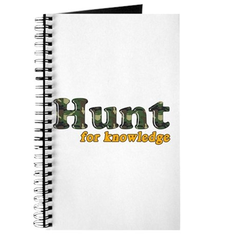 Hunt For Knowledge Journal