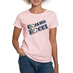 Goalies Rock! Women's Light T-Shirt