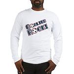 Goalies Rock! Long Sleeve T-Shirt