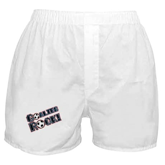 Goalies Rock! Boxer Shorts
