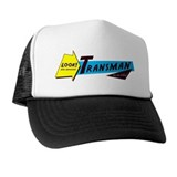 New Improved transman Trucker Hat