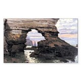 La Porte Amont by Monet Rectangle Decal