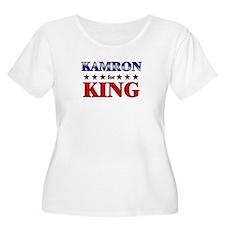 KAMRON for king T-Shirt
