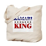 KAMARI for king Tote Bag