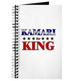 KAMARI for king Journal