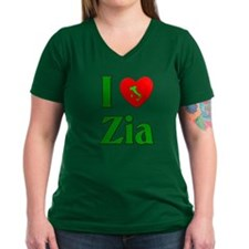 I (heart) Love Zia Shirt
