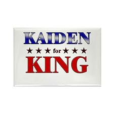KAIDEN for king Rectangle Magnet