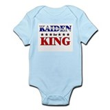 KAIDEN for king Onesie