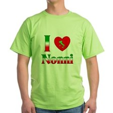 I Love (heart) Nonni T-Shirt