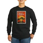 The Lost Trail Long Sleeve Dark T-Shirt
