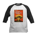 The Lost Trail Kids Baseball Jersey