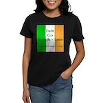 Bragh-Less Women's Dark T-Shirt