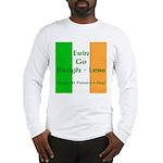 Bragh-Less Long Sleeve T-Shirt