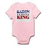 KADIN for king Onesie