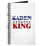 KADEN for king Journal