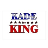 KADE for king Postcards (Package of 8)