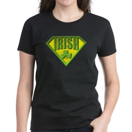 Super Irish Women's Dark T-Shirt