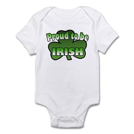 Proud to be Irish Infant Bodysuit