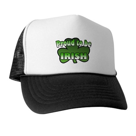 Proud to be Irish Trucker Hat