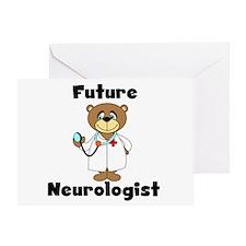 Future Neurologist Greeting Card