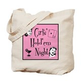 Girls' Hold'em Night Tote Bag