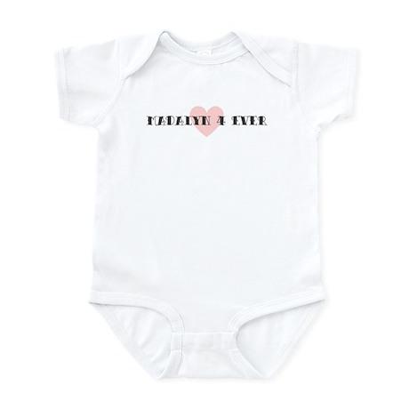 Madalyn 4 ever Infant Bodysuit