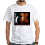 Viols in Our Schools White T-Shirt