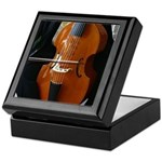 Viols in Our Schools Viola da Gamba Keepsake Box