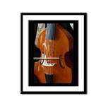 Viols in Our Schools Viola da Gamba Framed Print